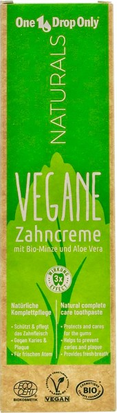 One Drop Only Vegane Zahncreme