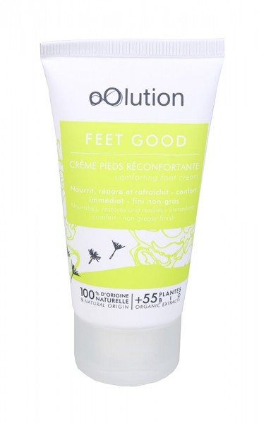 Oolution Foot Cream