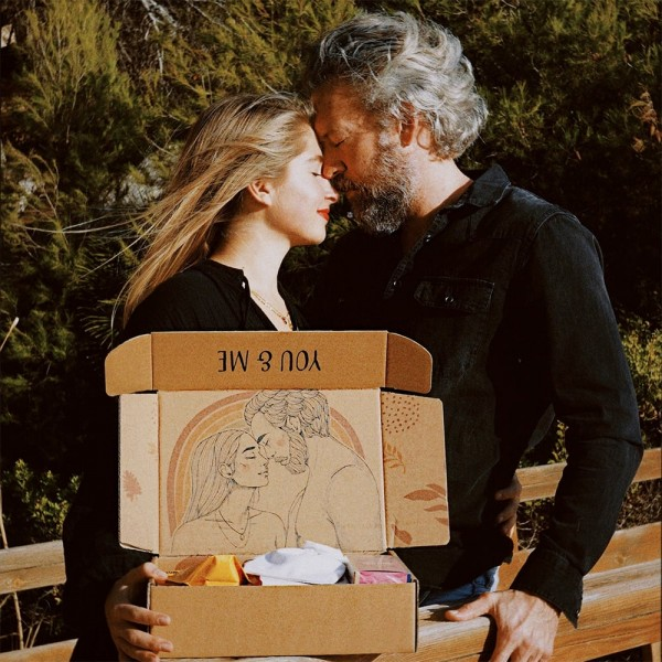 YOU & ME Paarbox by Charlotte Weise