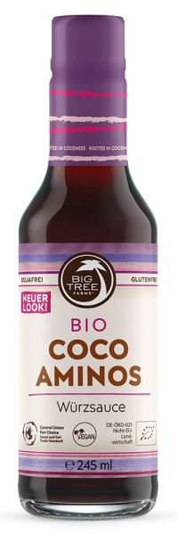 Big Tree Farms BIO Coco Aminos Würzsauce