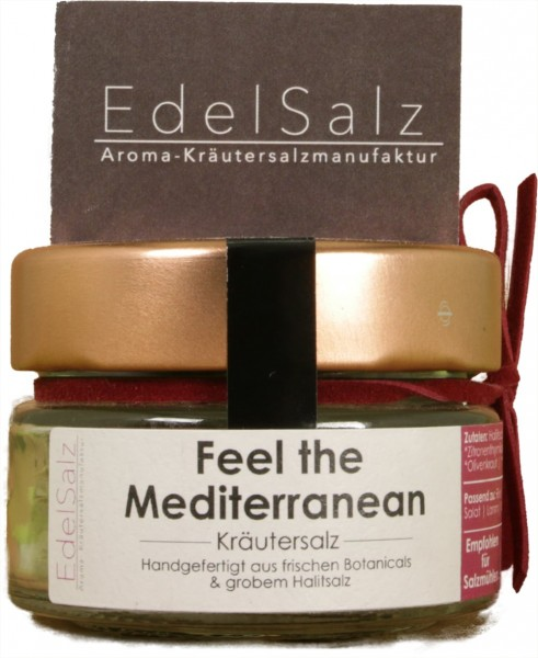 EdelSalz Feel the Mediterranean
