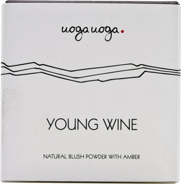 "Uogauoga Blush ""Young Wine"""