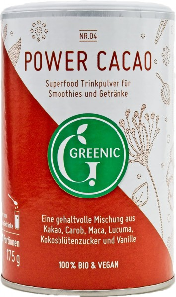 Greenic BIO Power Cacao