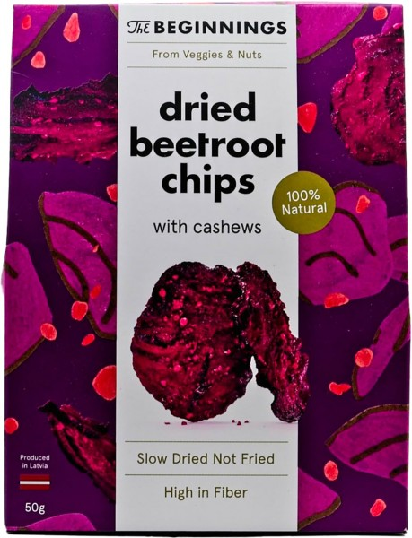 The Beginnings Rote Beete Chips