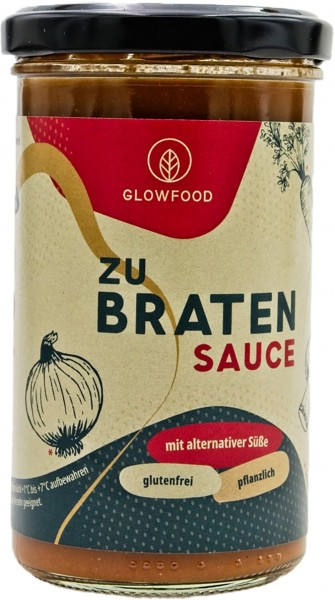 Glowfood Bratensauce